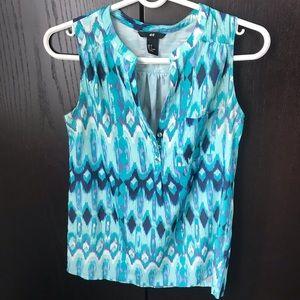H&M Sleevless Blouse